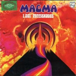 Magma - 1001° Centigrades - LP Vinyl