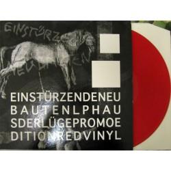 Einstuerzende Neubauten – Haus Der Luege Coloured Promo LP