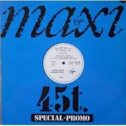 Jean-Louis Aubert ( Téléphone ) - Les Plages - Maxi Vinyl Promo