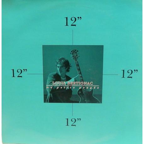 Louis Bertignac & Les Visiteurs ( Téléphone ) - Ma Petite Poupée - Maxi Vinyl