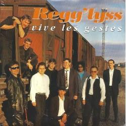 Regg'Lyss - Vive Les Gestes - Maxi Vinyl Promo