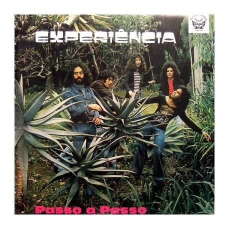 Experiencia – Passo A Passo - LP Vinyl