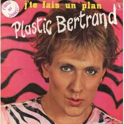 Plastic Bertrand - J'te Fais Un Plan - LP Vinyl