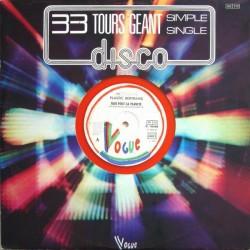 Plastic Bertrand / Trans Volta - Tout Petit La Planète / Disco Computer - Maxi Vinyl