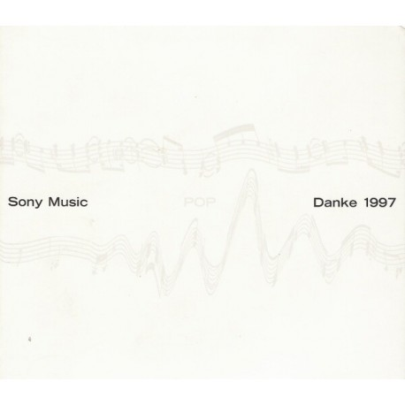 Sony Music - Danke 1997 - Compilation - Double CD Promo
