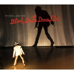 Michael Jackson ‎- Blood On The Dance Floor - CD Maxi Single