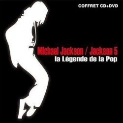 Michael Jackson & Jackson 5 - La Légende la Pop - Album CD + DVD