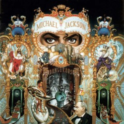 Michael Jackson ‎- Dangerous - CD Album