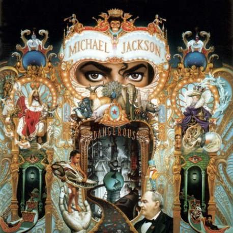 Michael Jackson - Dangerous - CD Album