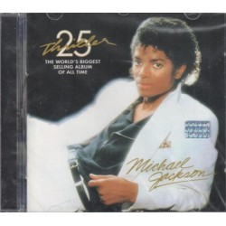 Michael Jackson ‎- Thriller 25 - CD Album