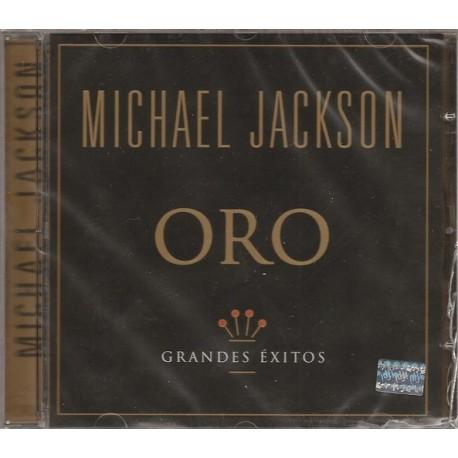 Michael Jackson - Oro - Grandes Exitos - CD Album