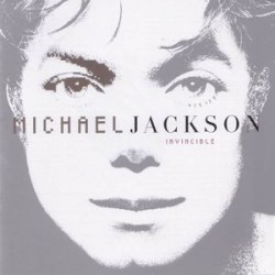 Michael Jackson ‎- Invincible - Silver Edition - CD Album