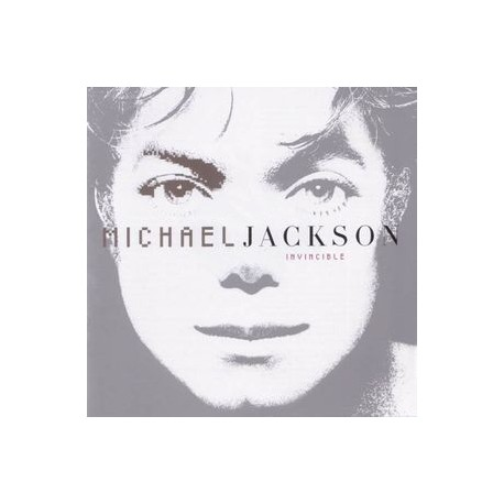 Michael Jackson - Invincible - Silver Edition - CD Album