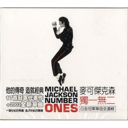 Michael Jackson - Number Ones - CD Album
