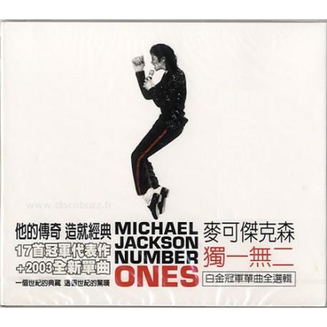 Michael Jackson - Number Ones - CD Album