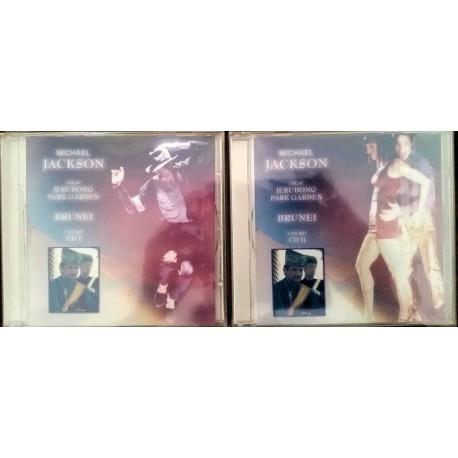 Michael Jackson - Brunei - Live at Jerudong Park Garden - 2 CD Album