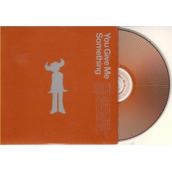 Jamiroquai ‎- You Give Me Something - CD Single Promo