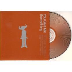 Jamiroquai - You Give Me Something - CD Single Promo