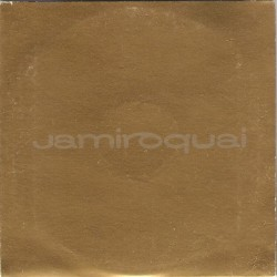 Jamiroquai ‎- Love Foolosophy - CD Single Promo
