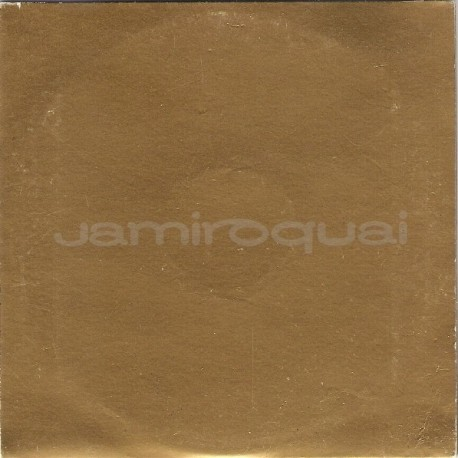 Jamiroquai - Love Foolosophy - CD Single Promo
