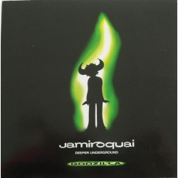 Jamiroquai ‎- Deeper Underground - CD Single