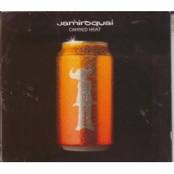 Jamiroquai ‎- Canned Heat - CD Maxi Single Digipack