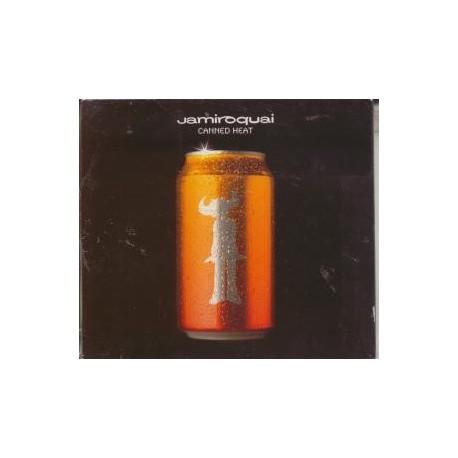 Jamiroquai - Canned Heat - CD Maxi Single Digipack