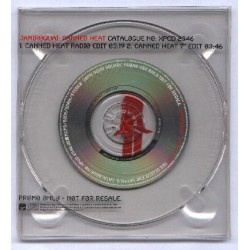 Jamiroquai ‎- Canned Heat - CD Maxi Single Promo