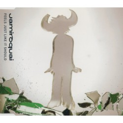 Jamiroquai - Feels Just Like It Should - CD Maxi Single Enhanced