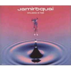 Jamiroquai ‎- Stillness In Time - CD Maxi Single