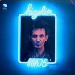 Jacques Higelin - BBH 75 - LP Vinyl Album - French Rock