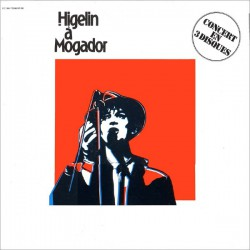 Jacques Higelin - Higelin A Mogador - Triple LP Vinyl