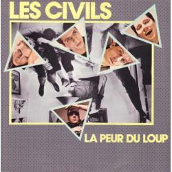 Les Civils - La Peur Du Loup - Maxi Vinyl