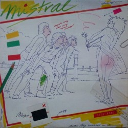Mistral - Sexy Beau - LP Vinyl