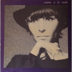 Brigitte Fontaine & Areski Avec Art Ensemble Of Chicago ‎– Comme À La Radio - LP Vinyl