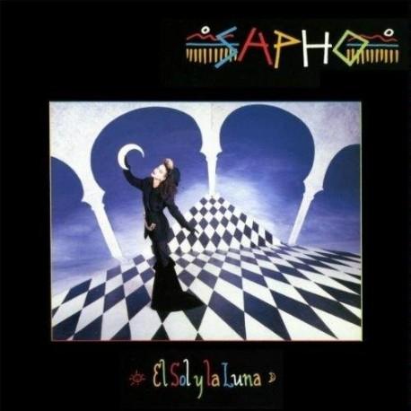 Sapho - El Sol Y La Luna - LP Vinyl