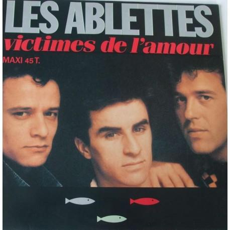 Les Ablettes - Victimes De L'Amour - Maxi Vinyl