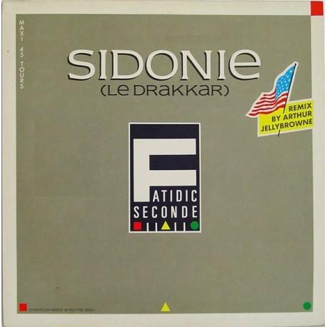 Fatidic Seconde - Le Drakkar (Sidonie) - Maxi Vinyl Promo