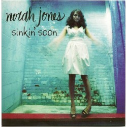 Norah Jones ‎- Sinkin' Soon - CD Single Promo