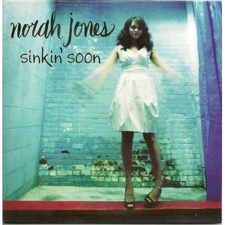 Norah Jones - Sinkin' Soon - CD Single Promo