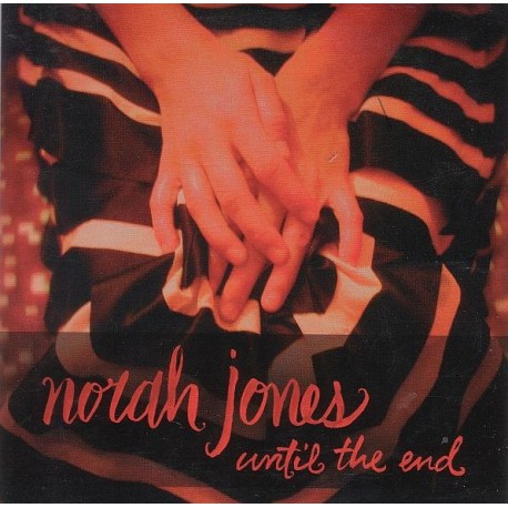 Norah Jones - Until The End - CD Single Promo