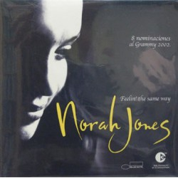 Norah Jones ‎- Feelin' The Same Way - Cd Single Promo