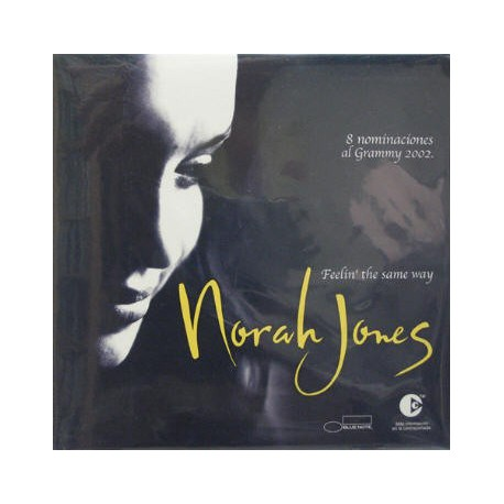 Norah Jones - Feelin' The Same Way - Cd Single Promo
