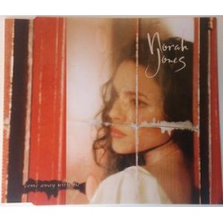 Norah Jones ‎- Come Away With Me - CD Maxi Single Promo