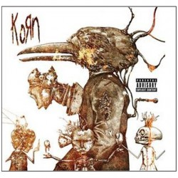 Korn - Korn - CD Album