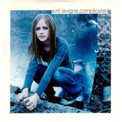 Avril Lavigne ‎- Complicated - CD Single