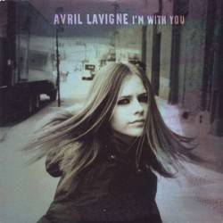 Avril Lavigne ‎- I'm With You - CD Single