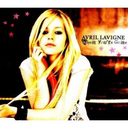 Avril Lavigne ‎- When You're Gone - CD Maxi Single