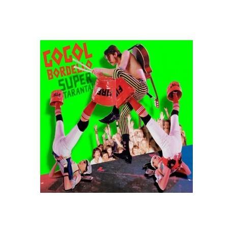 Gogol Bordello – Super Taranta! Double LP Gatefold