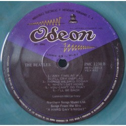 Los Beatles - ¡Yeah Yeah Yeah, Paul, John, George Y Ringo! - LP Vinyl Coloured Grey Smoky
